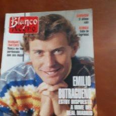 Coleccionismo de Revista Blanco y Negro: REV.BLANCO Y NEGRO 12/1993.-ALEXANDER SOLZHENITSYN, M.TATCHER,ROSARIO FLORES NORMA DUVAL,PARIS ESCI. Lote 270253313