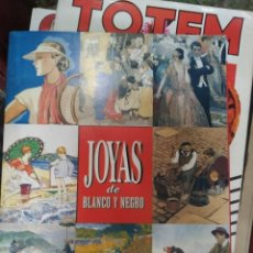 Coleccionismo de Revista Blanco y Negro: JOYAS DE BLANCO Y NEGRO - VARIOS. Lote 270580178