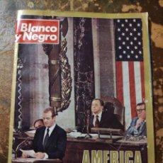 Coleccionismo de Revista Blanco y Negro: REVISTA BLANCO Y NEGRO N° 3345 (MADRID, 12 JULIO 1976). Lote 271464518