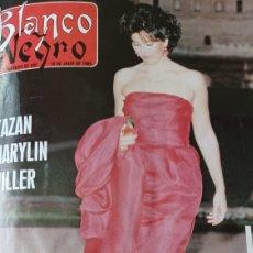 Coleccionismo de Revista Blanco y Negro: REVISTA BLANCO Y NEGRO AÑO 1988. VER SUMARIO - LA MYSTERE SET- GIORGIO DE CHIRICO. Lote 272427038