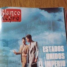 Coleccionismo de Revista Blanco y Negro: BLANCO Y NEGRO N°3604.1988. TINA TURNER - MICHAEL JORDAN- PERICO DELGADO-VER SUMARIO. Lote 272454948