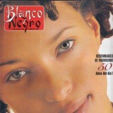 Colecionismo de Revistas Preto e Branco: REVISTA BLANCO Y NEGRO Nº 3910 AÑO 1994. BRANDI QUIÑONES. ALFREDO KRAUS. ANTONIO FLORES.. Lote 274425548