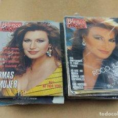 Coleccionismo de Revista Blanco y Negro: LOTE DE 33 REVISTAS DE BLANCO Y NEGRO. Lote 274612248