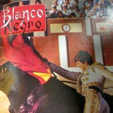 Coleccionismo de Revista Blanco y Negro: REVISTA BLANCO Y NEGRO AÑO 1988. SUMARIO. ROCÍO JURADO- ESPARTACO. Lote 274680273