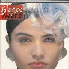 Colecionismo de Revistas Preto e Branco: REVISTA BLANCO Y NEGRO Nº 3658 AÑO 1989. JUAN GARCÉS. AMANDO DE MIGUEL. PACO RABAL. LA PERESTROIKA.. Lote 274778238
