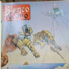 Coleccionismo de Revista Blanco y Negro: REVISTA BLANCO Y NEGRO 1989. SUMARIO. DALI EL ARTE DE LO INMORTAL- SARA MONTIEL- TOREROS MUERTOS-. Lote 274808898