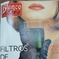 Coleccionismo de Revista Blanco y Negro: REVISTA BLANCO Y NEGRO 1989. SUMARIO. DANZA INVISIBLE - ENTREVISTA MARIO VARGAS LLOSA.. Lote 274811263