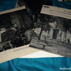 Colecionismo de Revistas Preto e Branco: RECORTE : EL PALACIO DE CALLE DE ZURBANO, HOGAR DE LA REINA FABIOLA. BLANCO Y NEGRO, SPTMBRE 1960(#). Lote 276168248