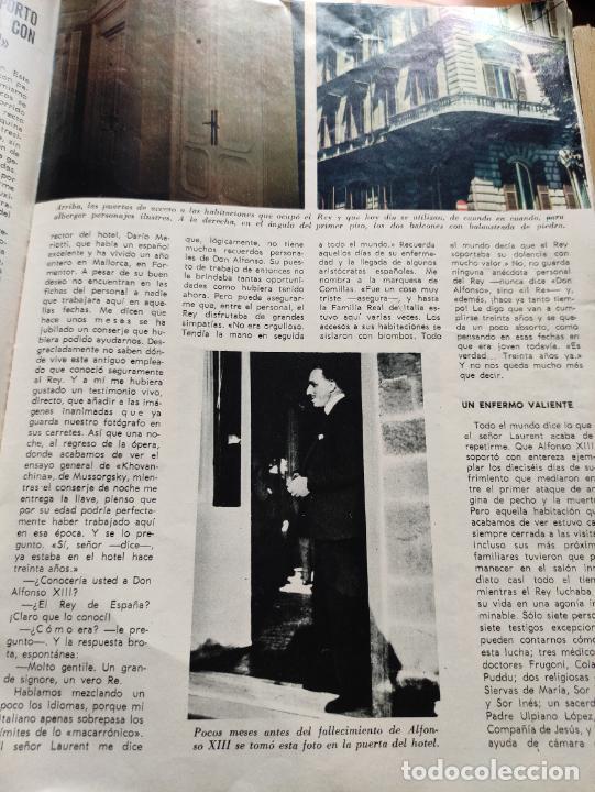 Coleccionismo de Revista Blanco y Negro: Nº 3068 20 FEBRERO 1971 - ALFONSO XIII 30 ANIVERSARIO MUERTE - GUERRA IRLANDA NORTE - LUCIA BOSE 86p - Foto 8 - 276395183