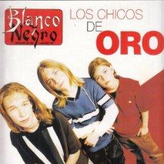 Coleccionismo de Revista Blanco y Negro: REVISTA BLANCO Y NEGRO Nº 4071 AÑO 1997. ROBERTO DUEÑAS. JAVIER DE JUAN. WILL SMITH.. Lote 276743868