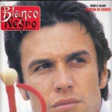 Coleccionismo de Revista Blanco y Negro: REVISTA BLANCO Y NEGRO Nº 4063 AÑO 1997. JACOB DYLAN. 50 AÑOS DEL FESTIVAL DE CANNES. JOSELITO.. Lote 276745153