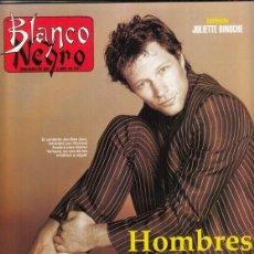 Coleccionismo de Revista Blanco y Negro: REVISTA BLANCO Y NEGRO Nº 4058 AÑO 1997. JULIETTE BINOCHE. MANUEL LÓPEZ. JON BON JOVI.. Lote 276747148