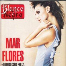 Coleccionismo de Revista Blanco y Negro: REVISTA BLANCO Y NEGRO Nº 4048 AÑO 1997. MAR FLORES. JUANJO PUIGCORBÉ. ELOÍSA SANZ.. Lote 276748543