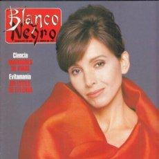 Coleccionismo de Revista Blanco y Negro: REVISTA BLANCO Y NEGRO Nº 4046 AÑO 1997. ANA BELÉN. EMMA FERNÁNDEZ GRANADA. CARMEN POSADAS.. Lote 276748683