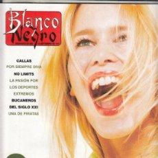 Coleccionismo de Revista Blanco y Negro: REVISTA BLANCO Y NEGRO Nº 4081 AÑO 1997. CLAUDIA SCHIFFER. JULIO JUSTE.. Lote 277012983