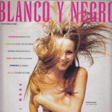 Coleccionismo de Revista Blanco y Negro: REVISTA BLANCO Y NEGRO Nº 4086 AÑO 1997.JIL SANDER. FERNANDLÉGER. VANESSA LORENZO.. Lote 277015283