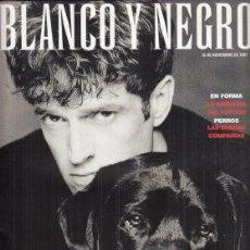 Coleccionismo de Revista Blanco y Negro: REVISTA BLANCO Y NEGRO Nº 4090 AÑO 1997. RUPERT EVERETT.. Lote 277018638
