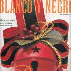 Coleccionismo de Revista Blanco y Negro: REVISTA BLANCO Y NEGRO Nº SUPLEMENTO AÑO 1997. Lote 277021363