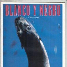 Coleccionismo de Revista Blanco y Negro: REVISTA BLANCO Y NEGRO Nº 4166 AÑO 1999. EL MUNDO DE DAVID DOUBILET.. Lote 277026408
