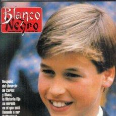 Coleccionismo de Revista Blanco y Negro: REVISTA BLANCO Y NEGRO Nº 4022 AÑO 1996. PLÁCIDO DOMINGO. LUI8S SANGUINO. JESULIN. GUILLERMO V.. Lote 277136243