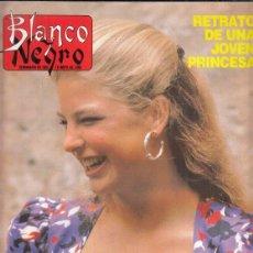 Coleccionismo de Revista Blanco y Negro: REVISTA BLANCO Y NEGRO Nº 4012 AÑO 1996.TATIANA DE LIECHTENSTEIN. EROS RAMAZOTTI. RADOMIR ANTIC.. Lote 277140253