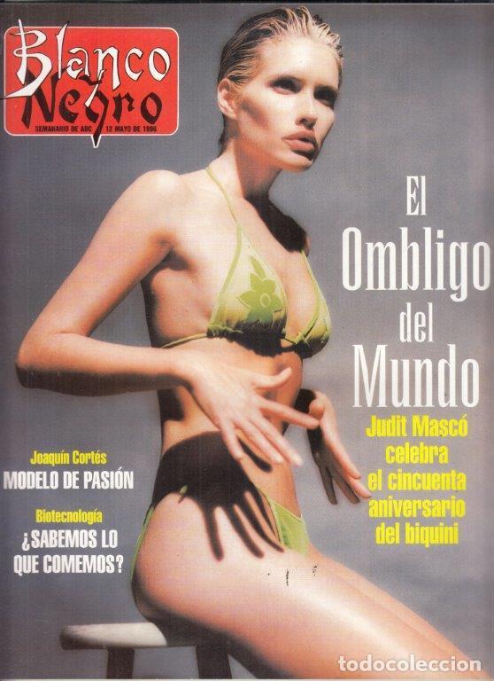 REVISTA BLANCO Y NEGRO Nº 4011 AÑO 1996. JUDIT MASCÓ. JESÚS CARBALLO. JOSÉ BELMONTE. (Coleccionismo - Revistas y Periódicos Modernos (a partir de 1.940) - Blanco y Negro)