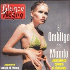Coleccionismo de Revista Blanco y Negro: REVISTA BLANCO Y NEGRO Nº 4011 AÑO 1996. JUDIT MASCÓ. JESÚS CARBALLO. JOSÉ BELMONTE.. Lote 277140538