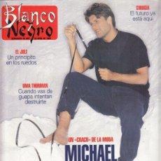 Coleccionismo de Revista Blanco y Negro: REVISTA BLANCO Y NEGRO Nº 4009 AÑO 1996. MICHAEL LAUDRUP. MARÍA JOSÉ SUÁREZ. GINÉS LIÉBANA. EL JULI.. Lote 277143038