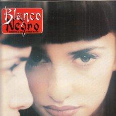 Coleccionismo de Revista Blanco y Negro: REVISTA BLANCO Y NEGRO Nº 4005 AÑO 1996. PENÉLOPE CRUZ. ROBERTO PARRA. SUSAN SARANDON.. Lote 277144818