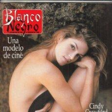 Coleccionismo de Revista Blanco y Negro: REVISTA BLANCO Y NEGRO Nº 3999 AÑO 1996. CINDY CRAWFORD. PHILIP STANTON.. Lote 277147043