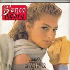 Coleccionismo de Revista Blanco y Negro: REVISTA BLANCO Y NEGRO Nº 3610 AÑO 1988. ANTONIO LÓPEZ. GUSTAVO VILLAPALOS. RICARDO ZAMORA.. Lote 277505463