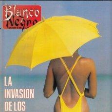 Coleccionismo de Revista Blanco y Negro: REVISTA BLANCO Y NEGRO Nº 3607 AÑO 1988. JOSÉ ALBADALEJO. JUAN DE ÁVALOS. SEVERO OCHOA.. Lote 277507078