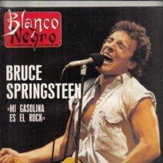 Coleccionismo de Revista Blanco y Negro: REVISTA BLANCO Y NEGRO Nº 3605 AÑO 1988. BRUCE SPRINGSTEEN Y MICHAEL JACKSON. NURIA ESPERT.. Lote 277508008