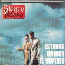 Coleccionismo de Revista Blanco y Negro: REVISTA BLANCO Y NEGRO Nº 3604 AÑO 1988. PEDRO DELGADO. LOS EMBAJADORES DE EE.UU EN ESP.. Lote 277508608