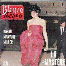 Coleccionismo de Revista Blanco y Negro: REVISTA BLANCO Y NEGRO Nº 3602 AÑO 1988. ANTONIO ARPA. LLUÍS PASQUAL. GIGORGIO DE CHIRICO.. Lote 277509628