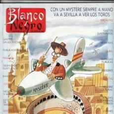 Coleccionismo de Revista Blanco y Negro: REVISTA BLANCO Y NEGRO Nº 3593 AÑO 1988. ANTONIO VELASCO. JULIÁN GRAU SANTOS. LUIS GARCÍA BERLANGA.. Lote 277514518