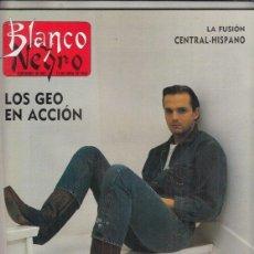 Coleccionismo de Revista Blanco y Negro: REVISTA BLANCO Y NEGRO Nº 3589 AÑO 1988. MIGUEL BOSÉ. TOMÁS AESTRE. EL DESNUDO EN EL ARTE ESPAÑOL.. Lote 277516128