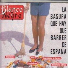 Coleccionismo de Revista Blanco y Negro: REVISTA BLANCO Y NEGRO Nº 3588 AÑO 1988. JOSE CABALLERO. FRANCISCO ROBERT. GABRIELA SABATINI.. Lote 277516538