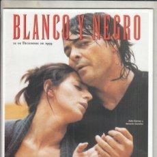 Coleccionismo de Revista Blanco y Negro: REVISTA BLANCO Y NEGRO Nº 4198 AÑO 1999. JODIE FOSTER. AIDA GÓMEZ Y ANTONIO CANALES.. Lote 278569798