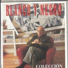 Coleccionismo de Revista Blanco y Negro: REVISTA BLANCO Y NEGRO Nº 4196 AÑO 1999. ENRIQUE IGLESIAS. LA BELLA Y LA BESTIA. SAN PEDRO.. Lote 278570668