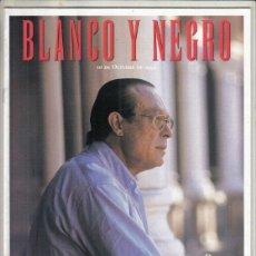 Coleccionismo de Revista Blanco y Negro: REVISTA BLANCO Y NEGRO Nº 4189 AÑO 1999. WARHOL. TRAS LOS PASOS DEL REY ARTURO. CURRO ROMERO.. Lote 278572878