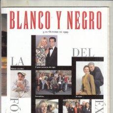 Coleccionismo de Revista Blanco y Negro: REVISTA BLANCO Y NEGRO Nº 4188 AÑO 1999. GIL PARRONDO.. Lote 278573208