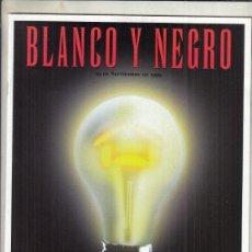 Coleccionismo de Revista Blanco y Negro: REVISTA BLANCO Y NEGRO Nº 4186 AÑO 1999. PEREJAUME, EL LICEO.. Lote 278573828