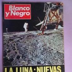 Colecionismo de Revistas Preto e Branco: BLANCO Y NEGRO, 13 DICIEMBRE 1969, LA LUNA: NUEVAS FOTOS EN COLOR. Lote 279509163