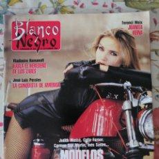 Coleccionismo de Revista Blanco y Negro: REVISTA BLANCO Y NEGRO 3769 22 SEPTIEMBRE 1991 LOQUILLO PERALES. Lote 281811278