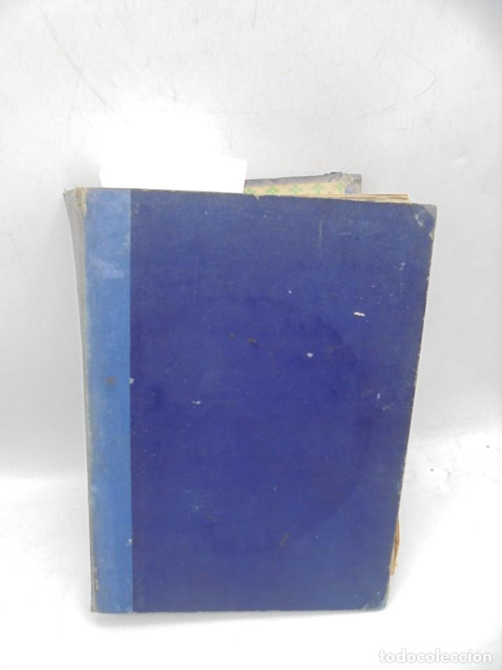 BLANCO Y NEGRO. 15 NOVELAS ENCUADERNADAS. 1934-35-36. VER FOTOS. LEER. (Coleccionismo - Revistas y Periódicos Modernos (a partir de 1.940) - Blanco y Negro)