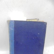 Coleccionismo de Revista Blanco y Negro: BLANCO Y NEGRO. 15 NOVELAS ENCUADERNADAS. 1934-35-36. VER FOTOS. LEER.. Lote 282528293