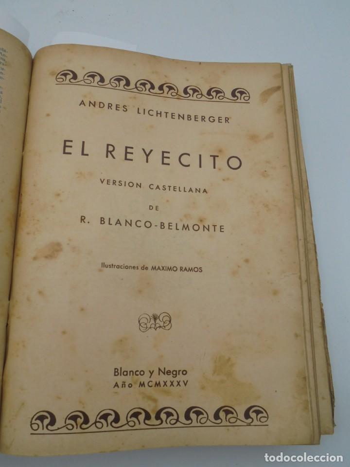 Coleccionismo de Revista Blanco y Negro: BLANCO Y NEGRO. 15 NOVELAS ENCUADERNADAS. 1934-35-36. VER FOTOS. LEER. - Foto 6 - 282528293