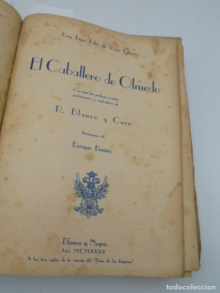 Coleccionismo de Revista Blanco y Negro: BLANCO Y NEGRO. 15 NOVELAS ENCUADERNADAS. 1934-35-36. VER FOTOS. LEER. - Foto 7 - 282528293
