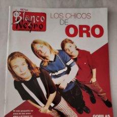 Collectionnisme de Magazine Blanco y Negro: 48734- BLANCO Y NEGRO - Nº 4071 - 6 DE JULIO DE 1997. Lote 283863303